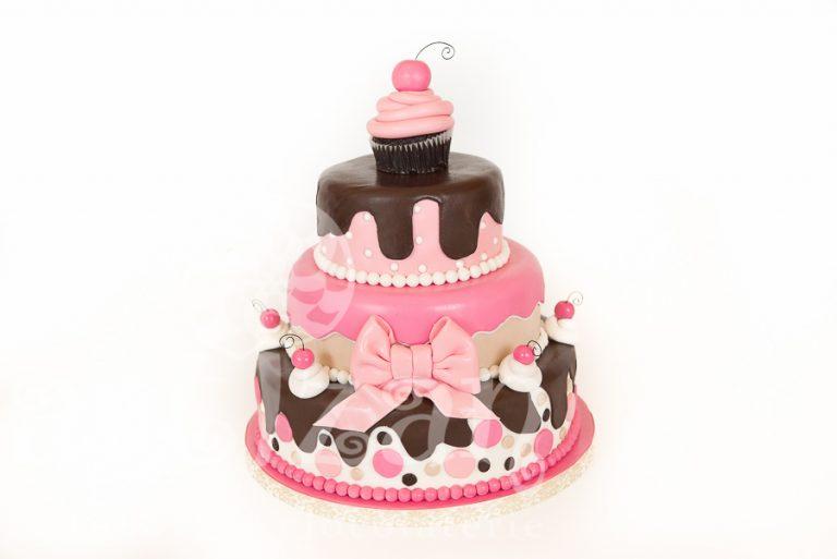 """Tort de Botez – """"Cupcake"""""""
