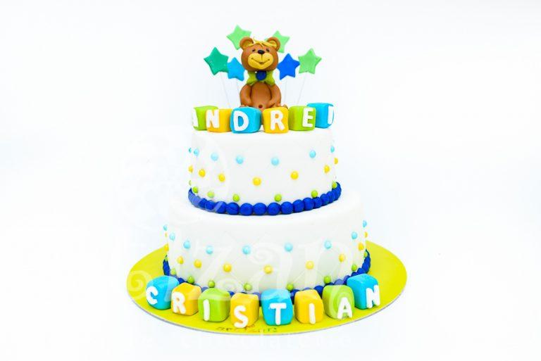 "Tort de Botez – ""Armin"""