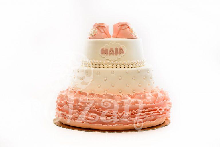 """Tort de Botez – """"Maia"""""""
