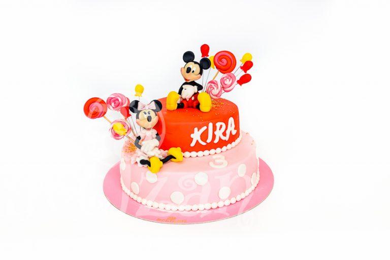 """Tort Aniversar – """"Mickey & Minnie"""""""
