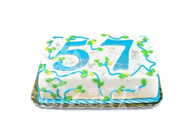 "Tort Aniversar – ""57"""