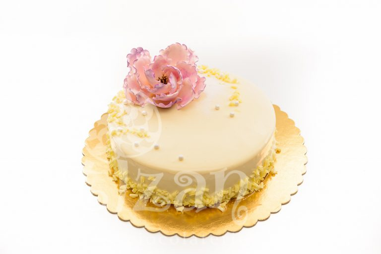 Tort aniversar WHITE CHOCOLATE