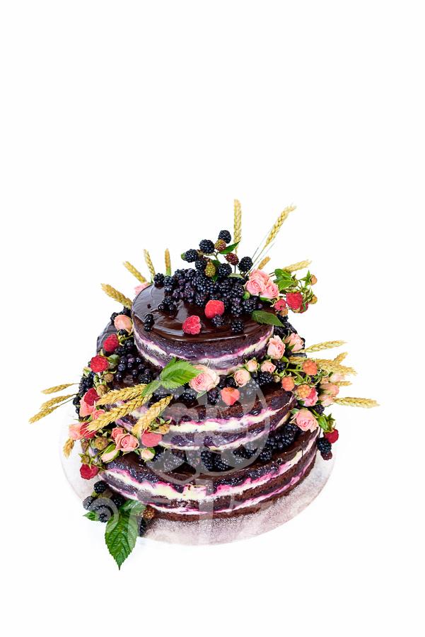 "Tort de nunta ""Earth Fruit"""