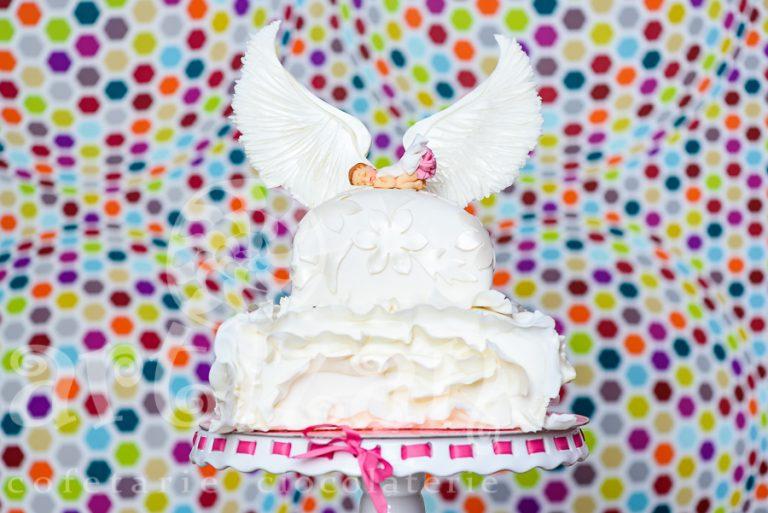 """Tort de Botez – """"Angel"""""""