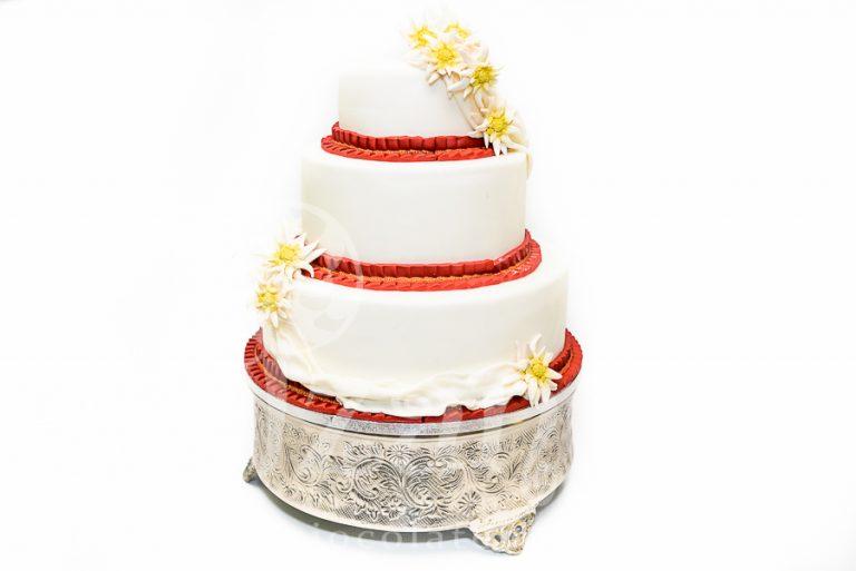 "Tort de nunta ""Edelweiss"""