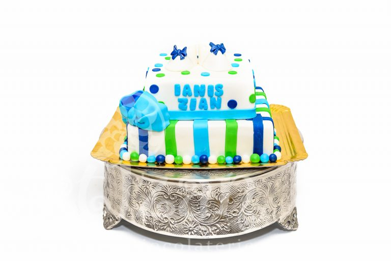 """Tort de Botez """"Ianis Zian"""""""
