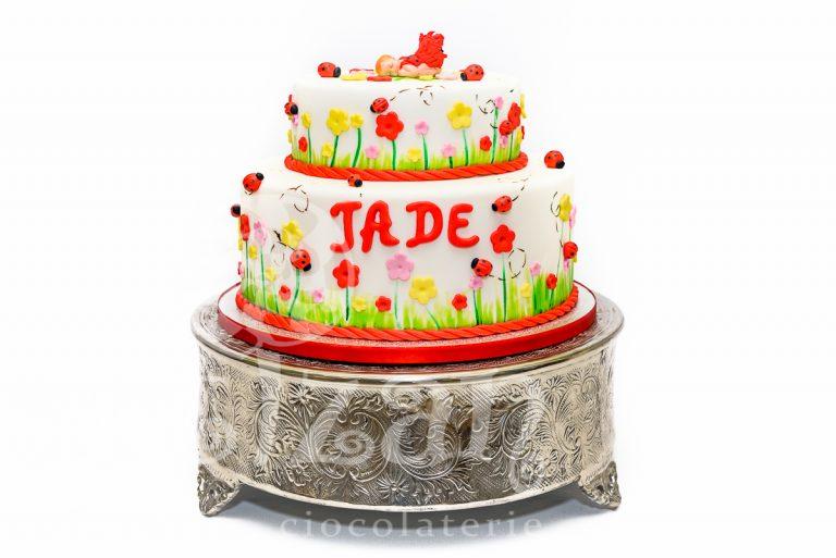"""Tort de Botez """"Jade"""""""