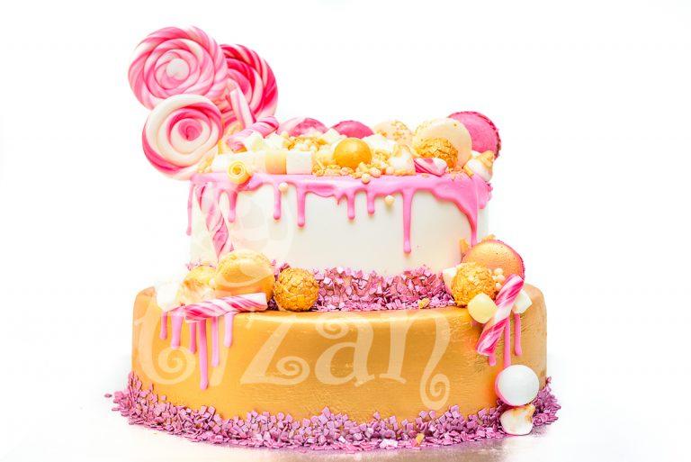 """Tort de Botez """"Candy"""""""