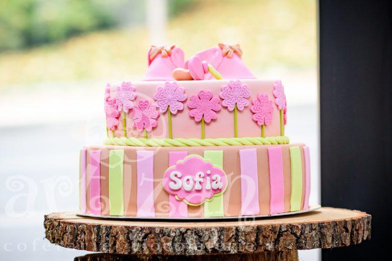 """Tort de Botez """"Sofia"""""""