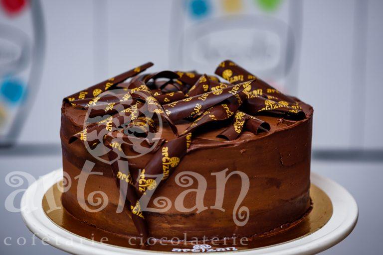 Tort Fantastic de Ciocolata (fara gluten)