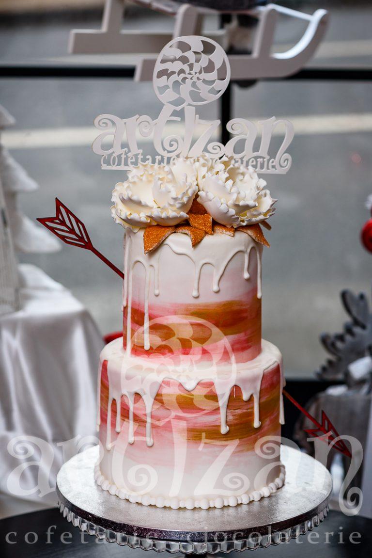 "Tort de Nunta ""Cupidon"" 1"