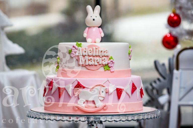 "Tort de Botez ""Adelina Maria"""