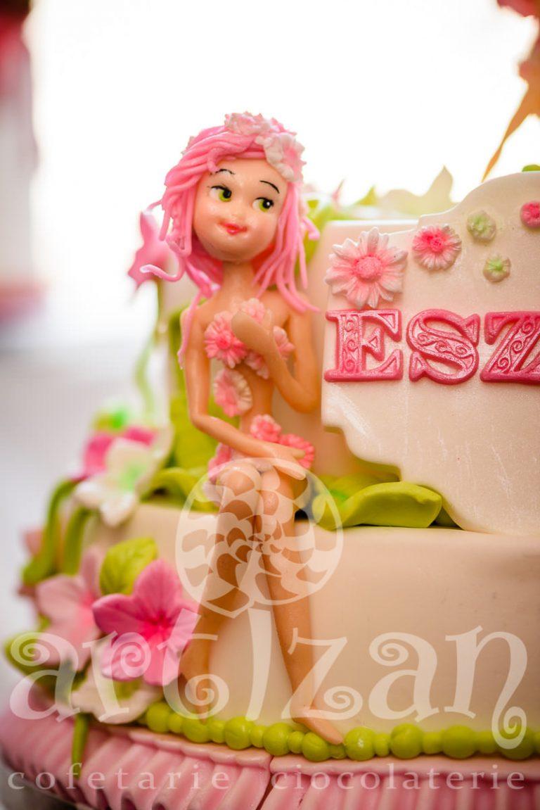 "Tort de Botez ""Zane"" 1"