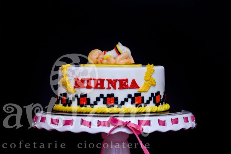 """Tort de Botez """"Mihnea"""""""