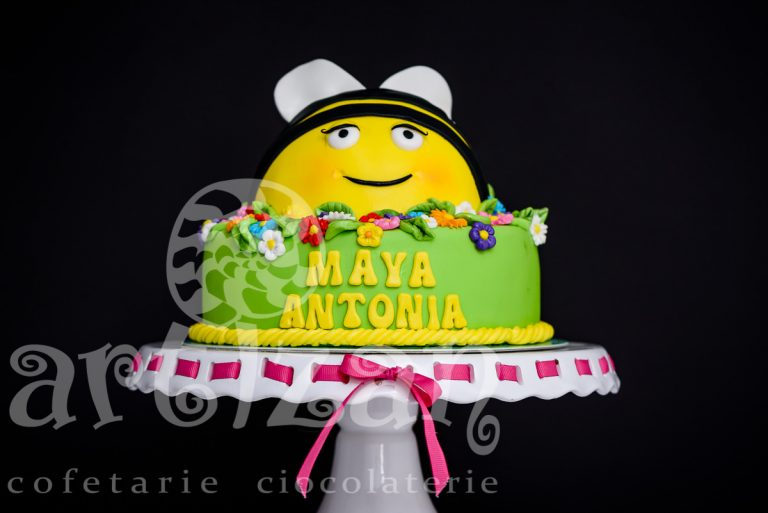 "Tort Aniversar ""Maya Antonia"""