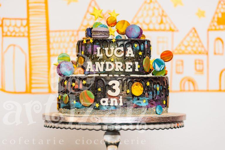 """Tort Aniversar """"Luca Andrei"""" 1"""