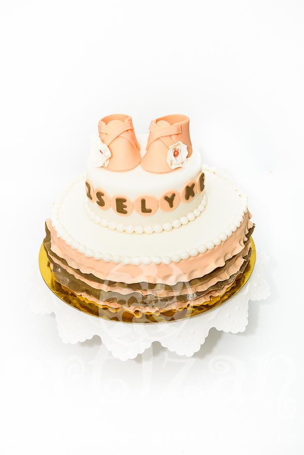 "Tort de Botez – ""Zselike"" 1"