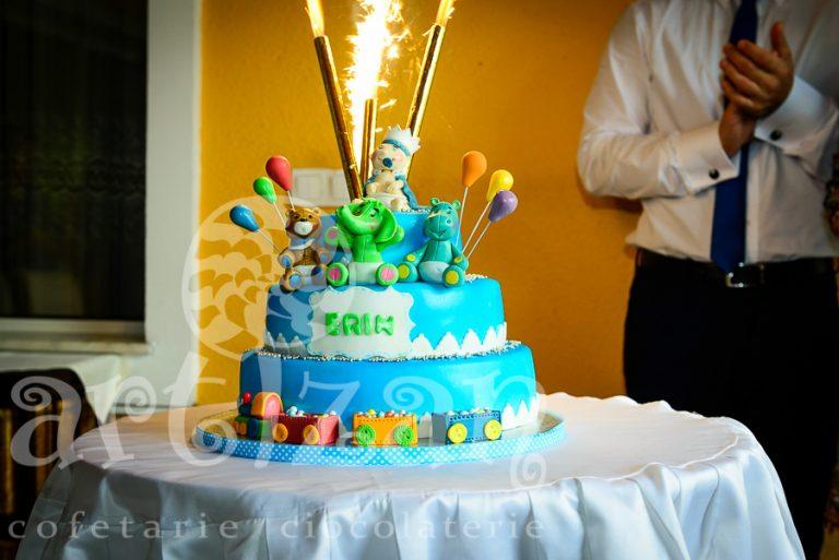 "Tort de Botez – ""Erin"" 1"