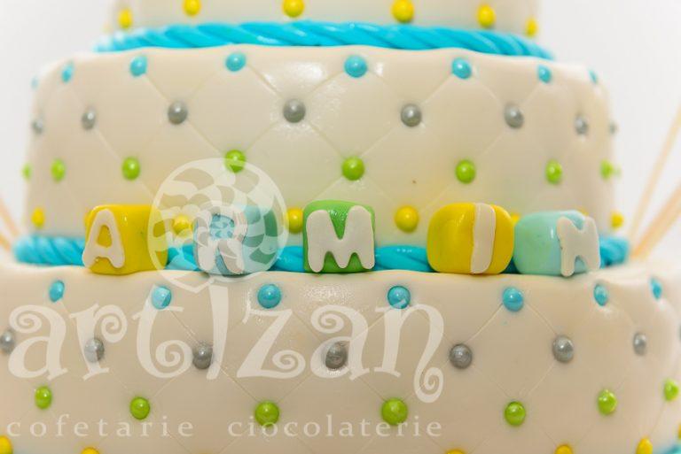 "Tort de Botez – ""Armin"" 1"