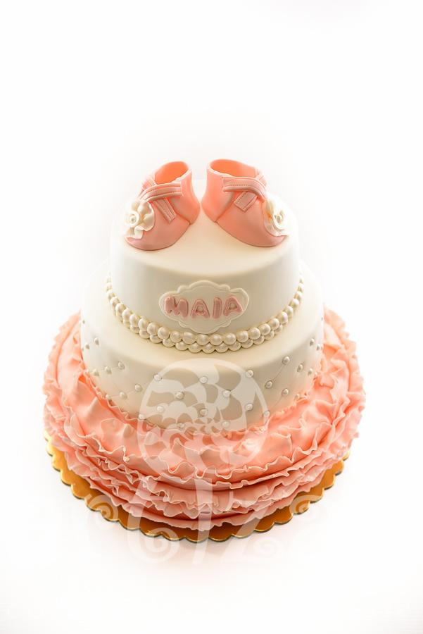 """Tort de Botez – """"Maia"""" 1"""