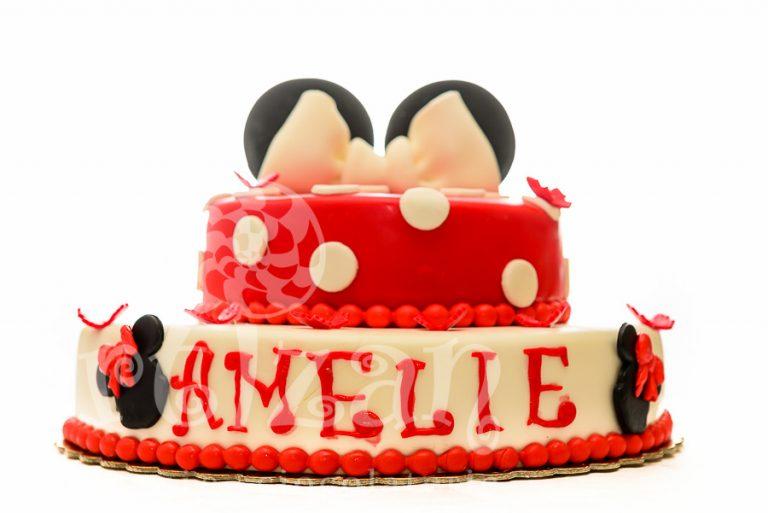 """Tort de Botez – """"Amelie"""""""