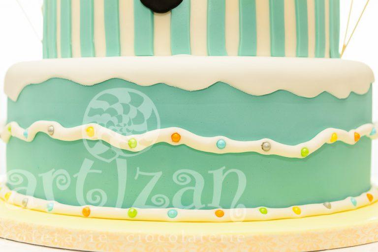 """Tort de Botez – """"Ianis"""" 1"""