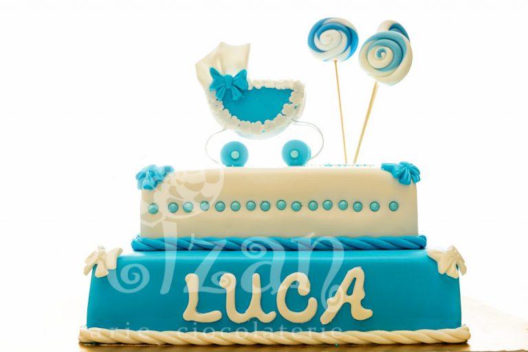 """Tort de Botez – """"Luca"""" 1"""