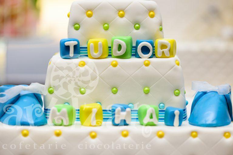 """Tort de Botez """"Tudor Mihai"""" 1"""