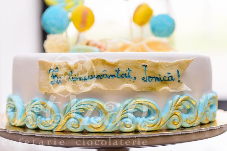 Tort de Botez – Ionica 1