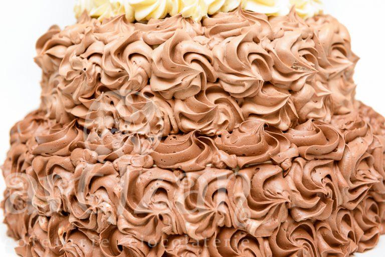 "Tort ""Rozete de Ciocolata"" 1"