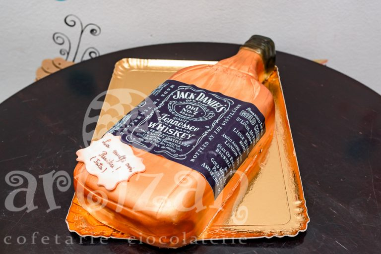 """Tort Aniversar – """"Jack Daniels"""""""
