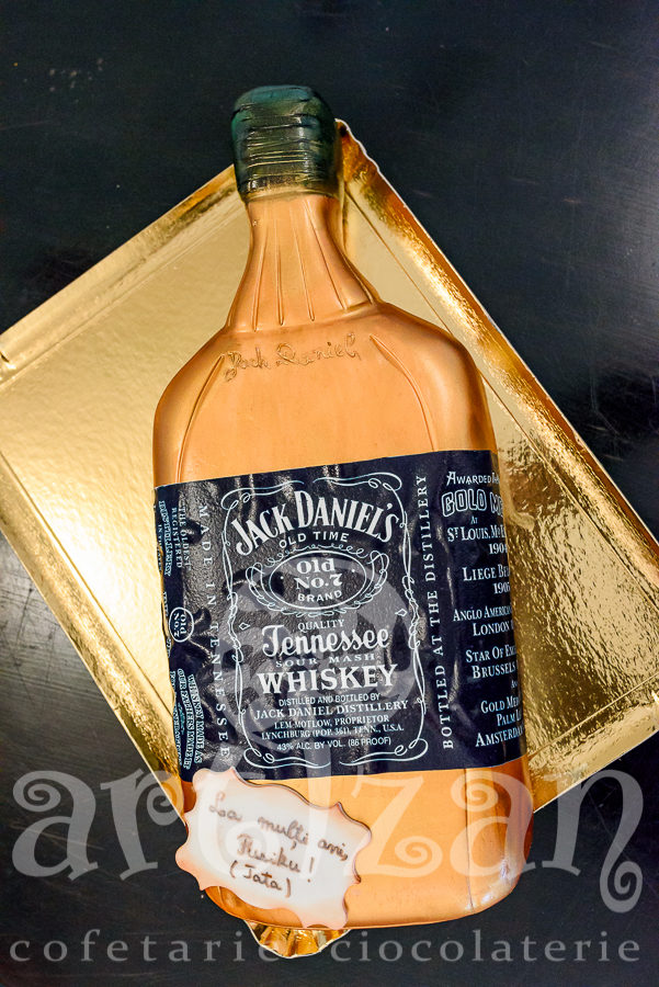 """Tort Aniversar – """"Jack Daniels"""" 1"""