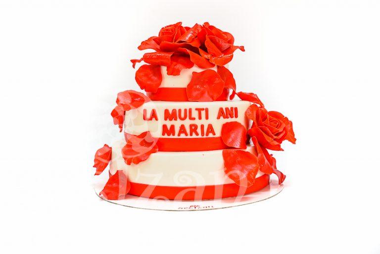 "Tort Aniversar – ""Maria"""