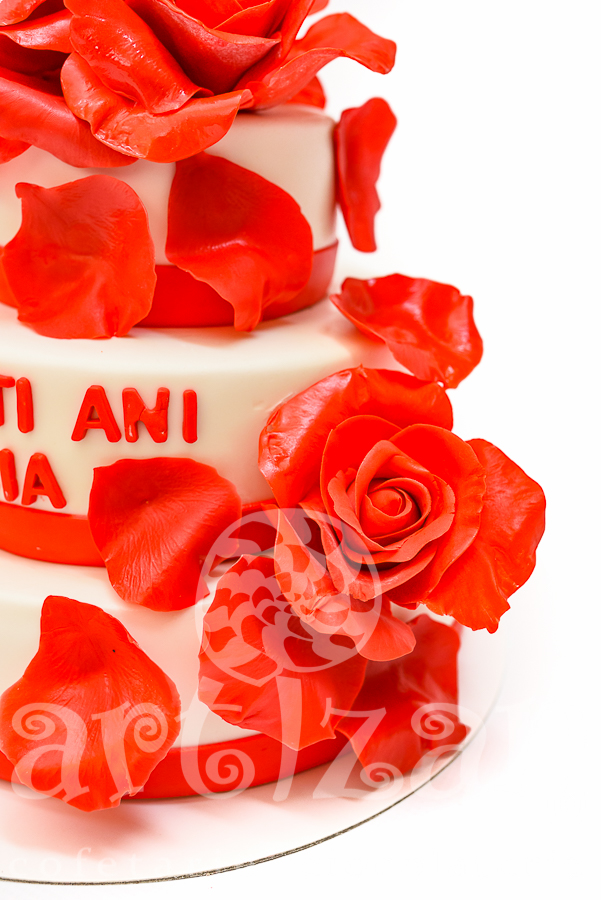 "Tort Aniversar – ""Maria"" 1"