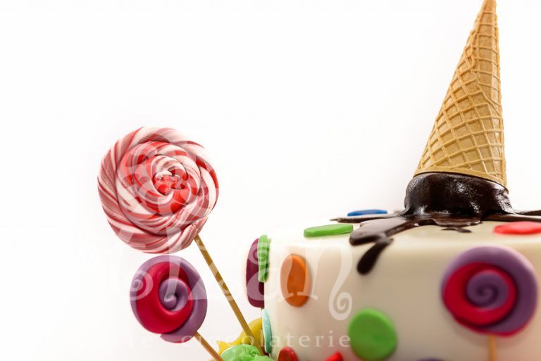 Tort aniversar – Icecream 1