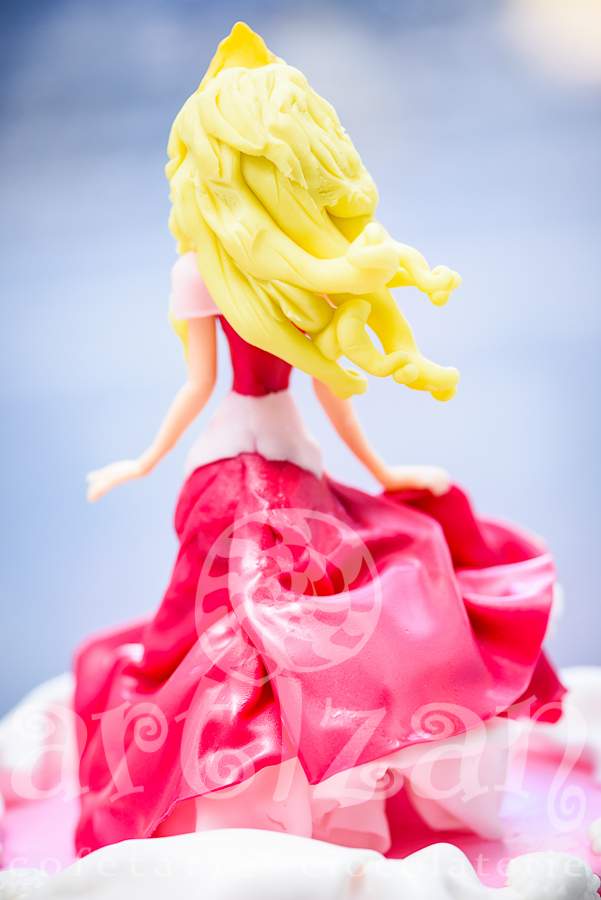 "Tort Aniversar – ""Printesa Aurora"" 1"