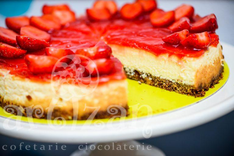 Cheesecake cu căpșuni – Editie Limitata 1