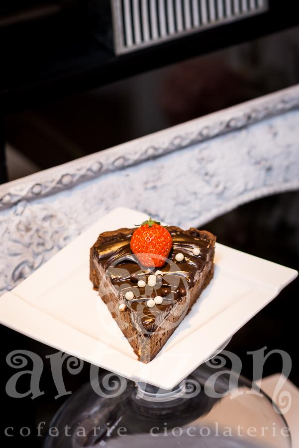 Tartă de ciocolată