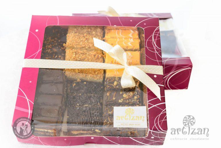 Cutii prăjituri asortate 1