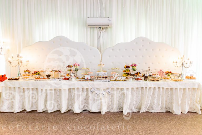 Candy Bar – Alexandra & Ghiti