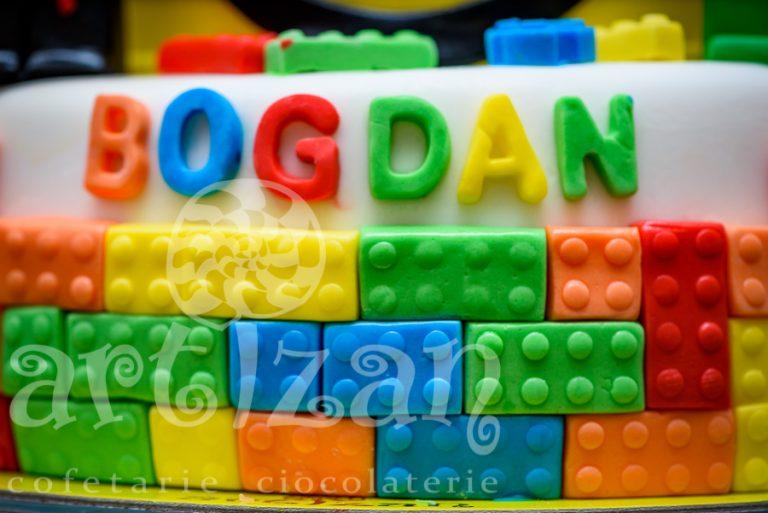 "Tort Aniversar – ""Bogdan"" 1"
