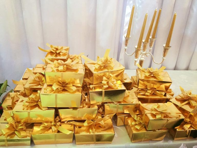 Cutii cadou cu prăjituri 1