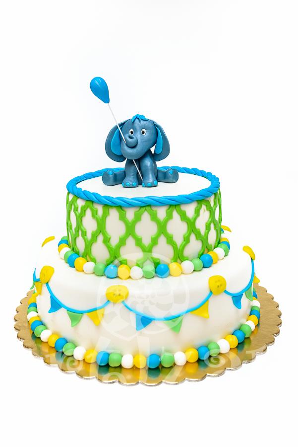 "Tort Aniversar – ""Elefantel"" 1"