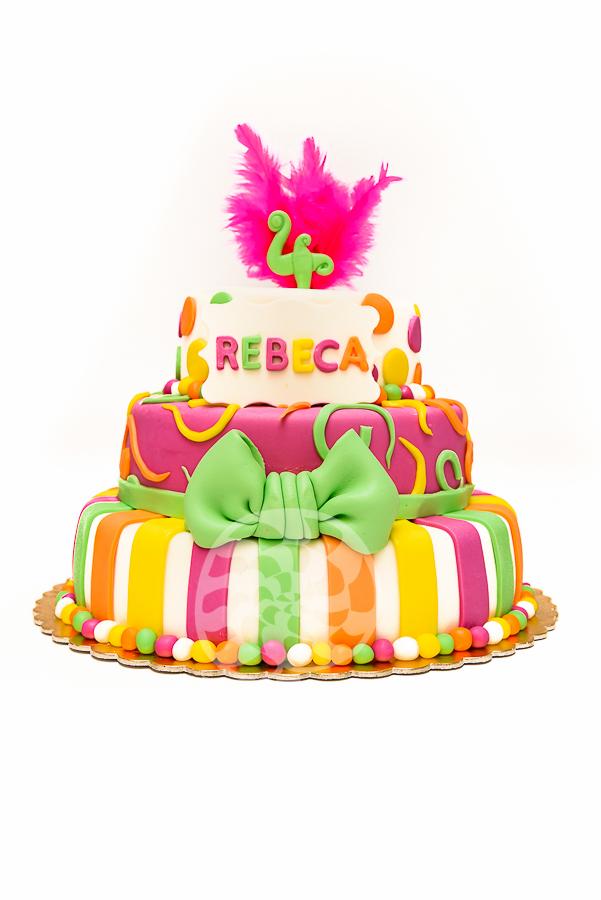 "Tort Aniversar – ""Rebeca"""