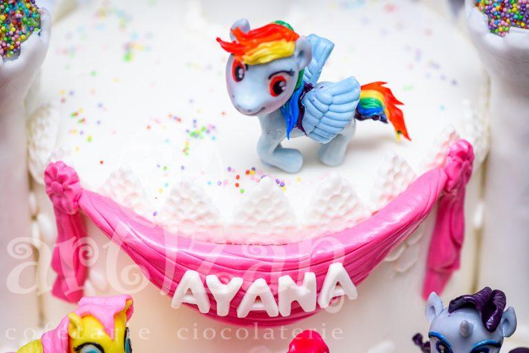 """Tort Aniversar – """"Ayana"""" 1"""