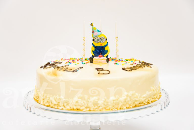 Tort aniversar – Rafael 3 ani
