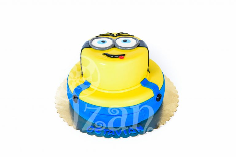 "Tort aniversar – ""Minnion"" 1"