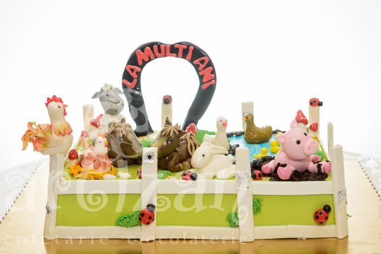 Toart aniversar – Ferma Animalelor