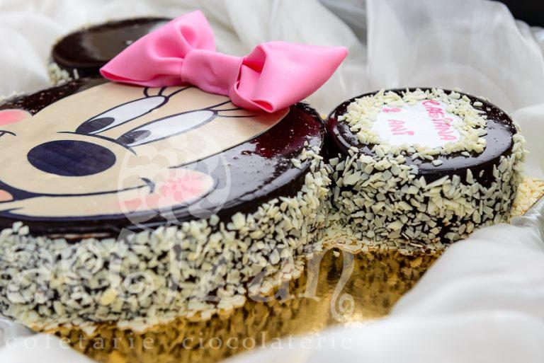 Tort aniversar – Minnie 1
