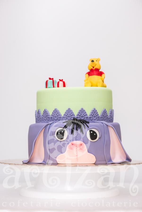 Tort cu Winnie the Pooh